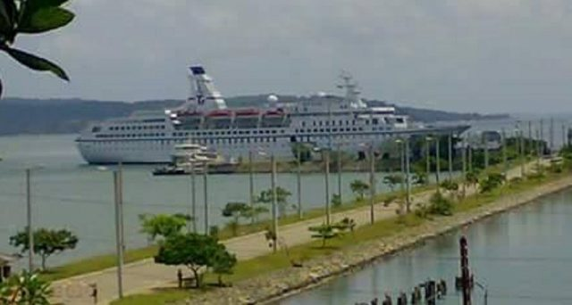 The Port of Trincomalee